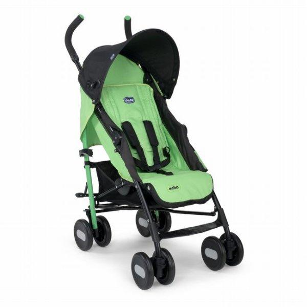 Коляска трость Chicco Echo Stroller зеленая (79310.36)