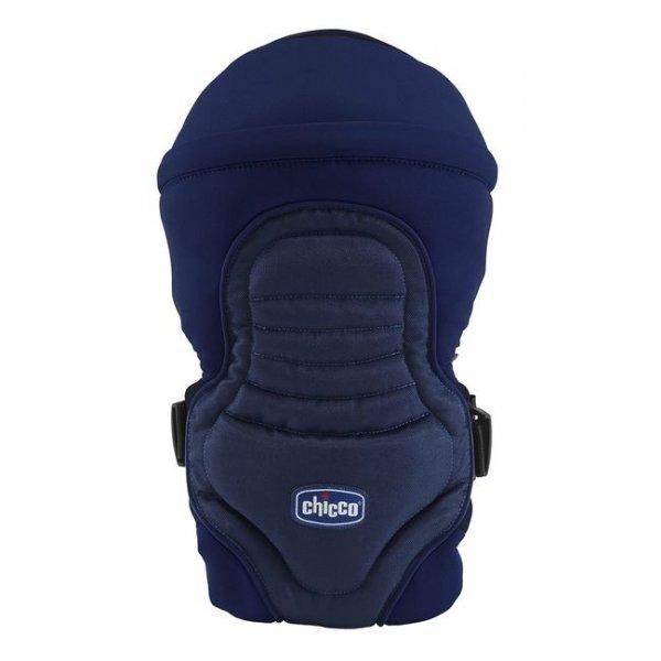 Нагрудная сумка Chicco New Soft&Dream синий (79402.80)