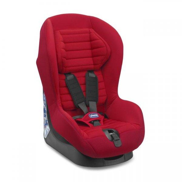 Автокресло Chicco X-Pace красное (79240.30)