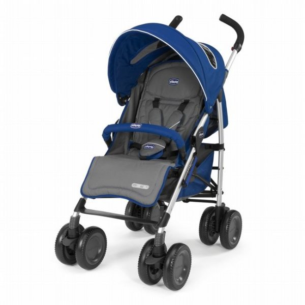 Прогулочная коляска Chicco Multiway Evo синий (79315.8)