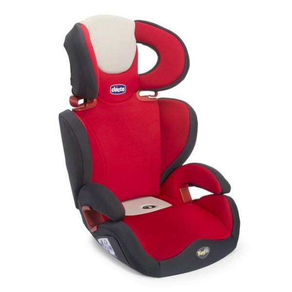 Автокресло Chicco Key 2/3 Car Seat красное (60855.19)