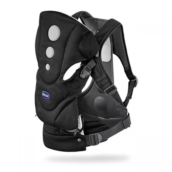 Нагрудная сумка Chicco Close To You черный (79810.50)