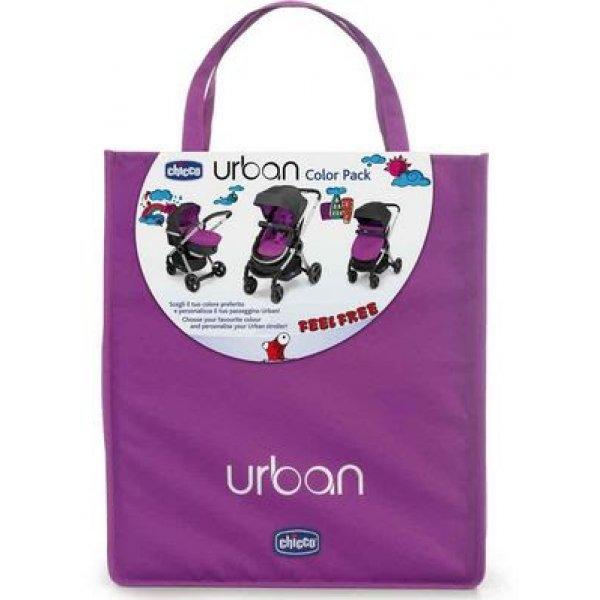 Набор аксессуаров для коляски Chicco Urban Cyclamen
