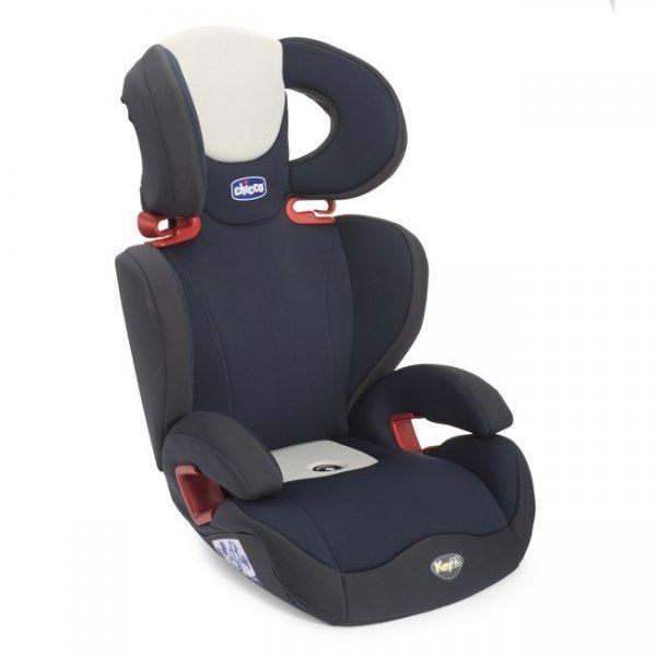 Автокресло Chicco Key 2/3 Car Seat синее (60855.46)