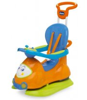Автомобиль-качалка Chicco Quattro Orange