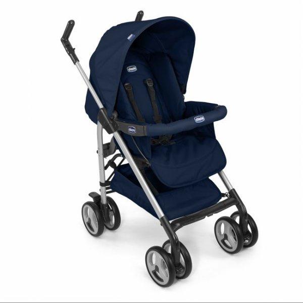 Прогулочная коляска Chicco Sprint Stroller синяя (79364.99)