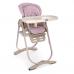 Стульчик для кормления Chicco Polly Magic розовый (79090.17)