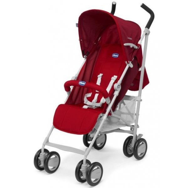 Прогулочная коляска Chicco London Red