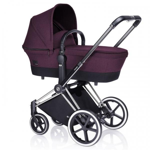 Люлька для новорожденных Cybex Priam Carry Cot, цвет Grape Juice