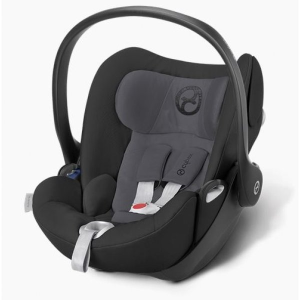 Автокресло Cybex Cloud Q, цвет Phantom Grey-dark grey