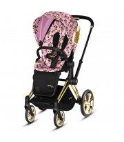 Прогулочная коляска Priam 3.0 by Jeremy Scott Cherubs Cherubs/Pink
