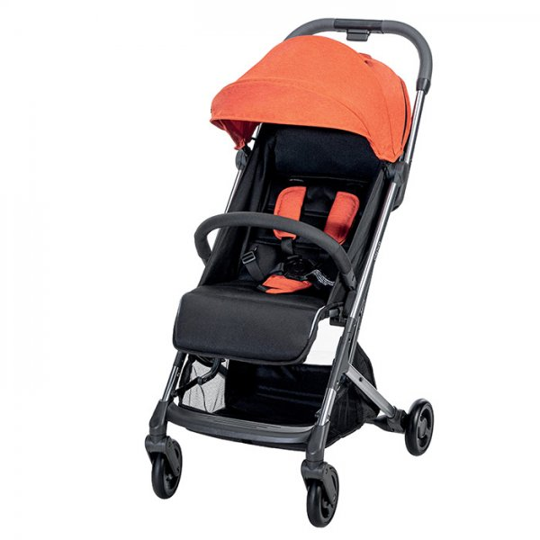 Прогулочная коляска Espiro Art 11 Orange Juice