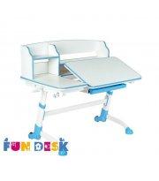 Детский стол-трансформер FunDesk Amare II Blue