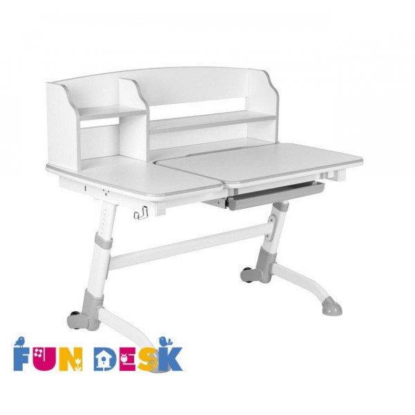 Детский стол-трансформер FunDesk Amare II Grey