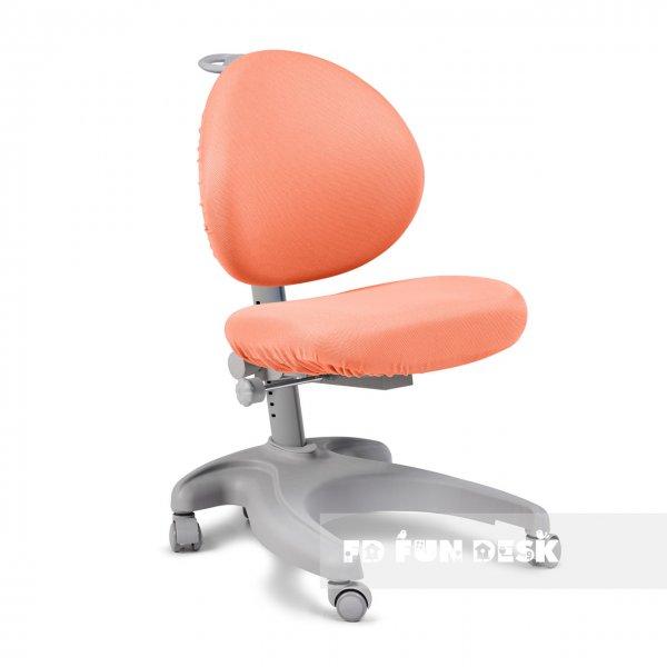 Детское эргономичное кресло FunDesk Cielo Orange