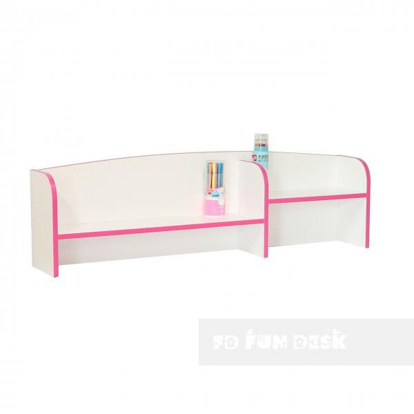 Надстройка для парты Creare Pink