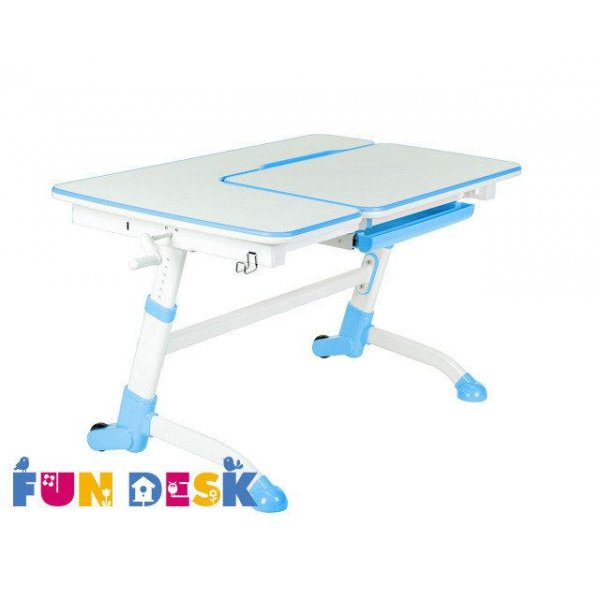 Детский стол-трансформер FunDesk Amare Blue