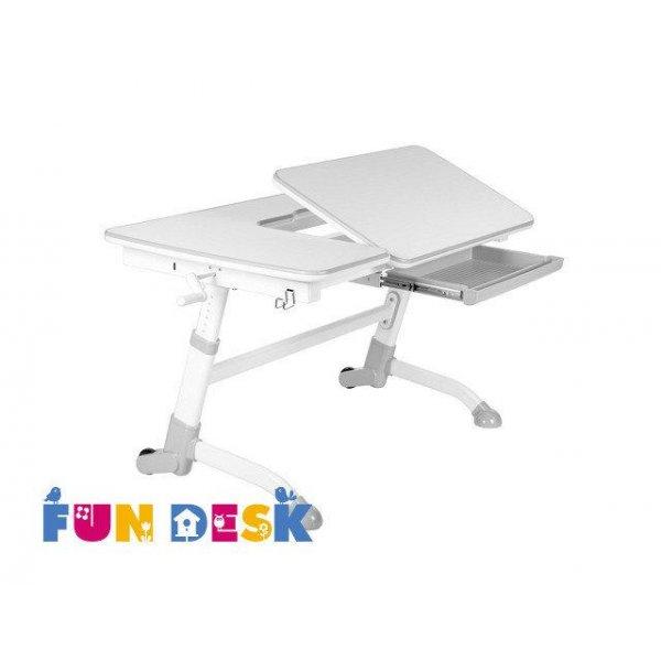 Детский стол-трансформер FunDesk Amare Grey