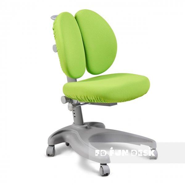 Детское эргономичное кресло FunDesk Solerte Green