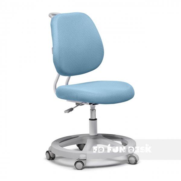 Детское эргономичное кресло FunDesk Pratico Blue