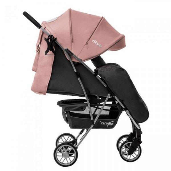 Коляска прогулочная CARRELLO Gloria CRL-8506/1 Coral Pink