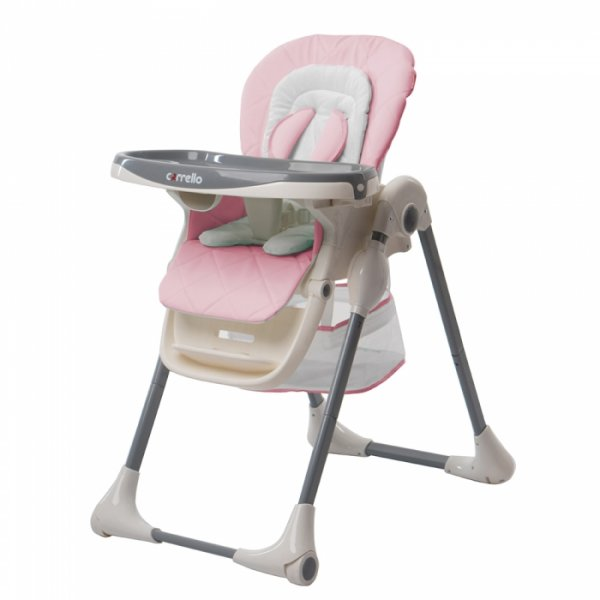 Стульчик для кормления CARRELLO Toffee CRL-9502/1 Candy Pink