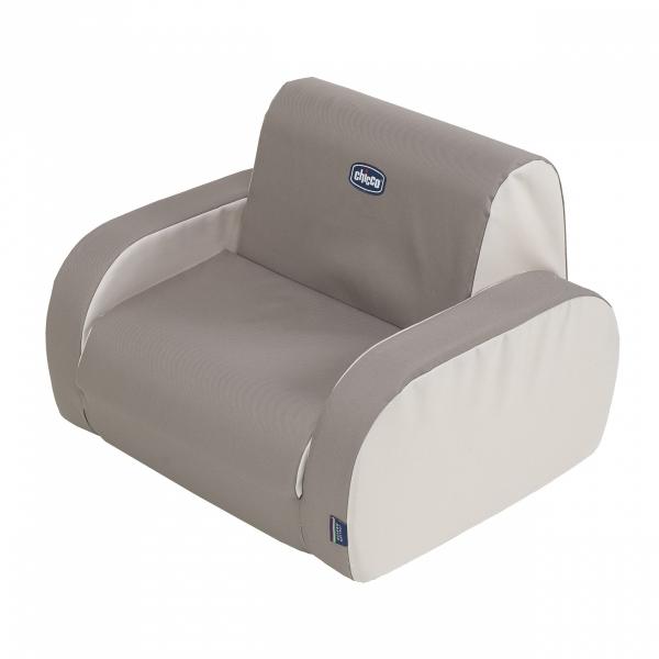 Детское кресло Chicco Twist Light Grey