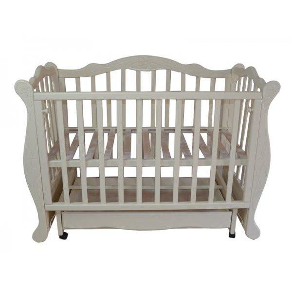 Детская кроватка Квіточка