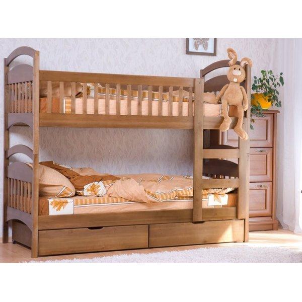 Детская двухъярусная кровать Vesta