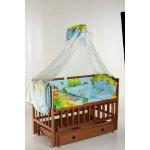 Детская кроватка Кузя Анастасия