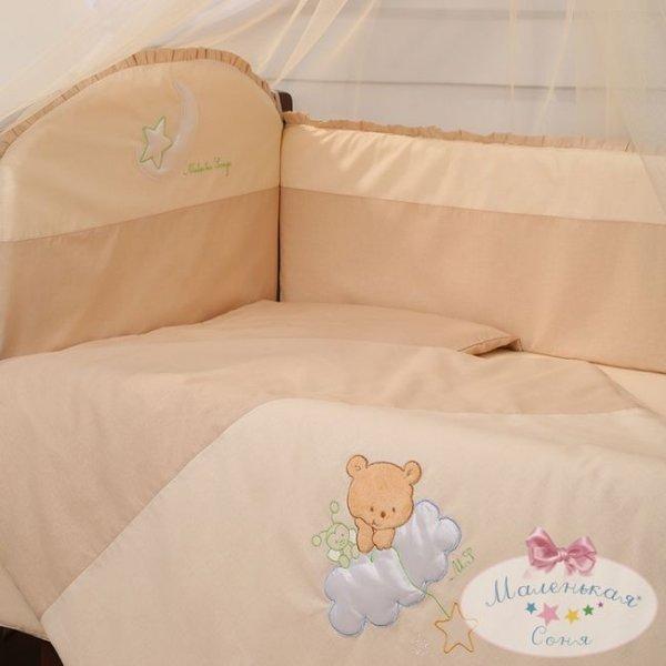 Сменный комплект постельного белья Маленькая Соня