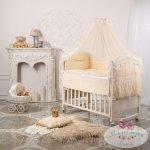 Постельный комплект Маленькая Принцесса, Маленький Принц Swarovski