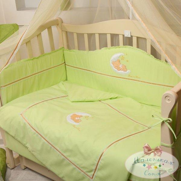 Сменный комплект постельного белья Тедди