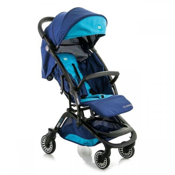 Прогулочная коляска Mioobaby Glider, blu