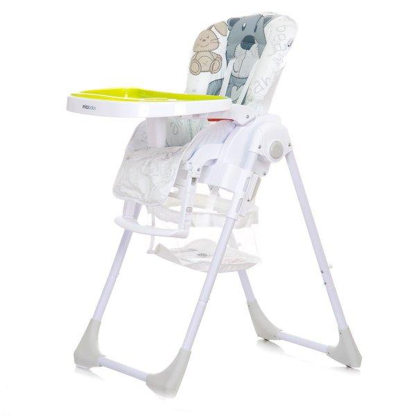 Детский стульчик для кормления Mioobaby TEDDY, beige