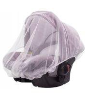 Москитная сетка универсальная Qvatro Moskit01 Lux светло-розовая