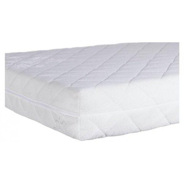 Матрас Солодких Снів Bamboo Comfort Premium - 12 см. (кокос, полиуретан, кокос) белый