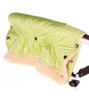 Муфта (ткань - плащевка) Умка салатовый