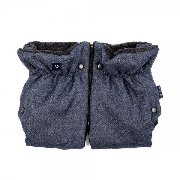 Муфта Womar (Zaffiro) IMOVE navy blue plusz (темно-синий лен)
