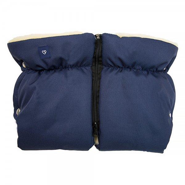 Муфта Womar (Zaffiro) MUF two piece navy blue (темно-синий)