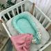 Кокон Baby Design Единороги и радуги