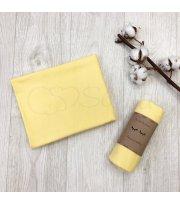 Пеленка фланель Желтая