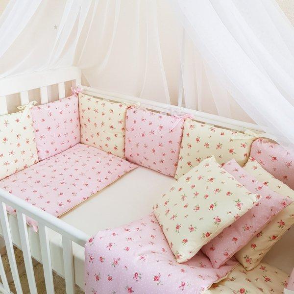 СКПБ Baby Design Прованс розовый