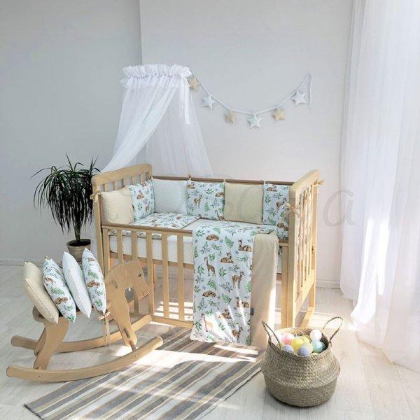 Комплект Baby Design Премиум №58 Олени