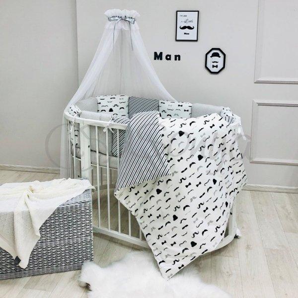 Комплект Baby Design Усы