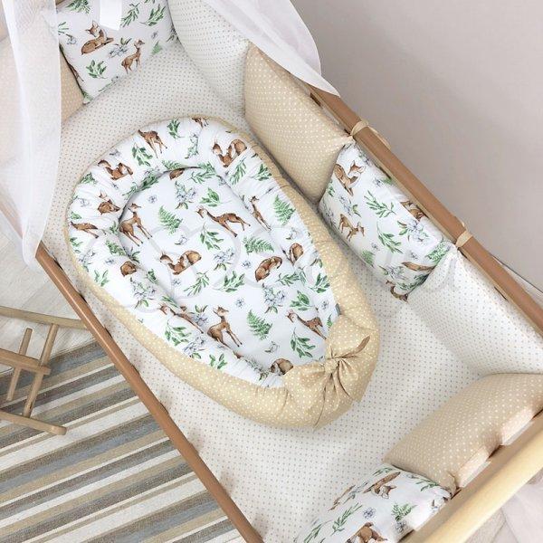 Кокон Baby Design Олени