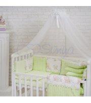 Балдахин Baby Design белый