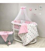 Baby Design Stars розовый