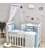 Baby Design Stars голубой