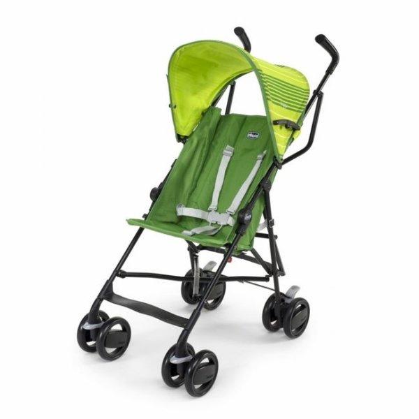 Коляска трость Chicco Snappy Stroller зелёная (79257.51)